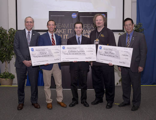 Tampa Hackerspace group, Team Miles, earns a ticket to Mars